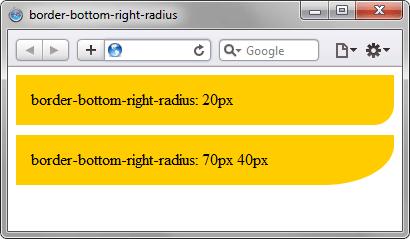 Радиус скругления в браузере Safari